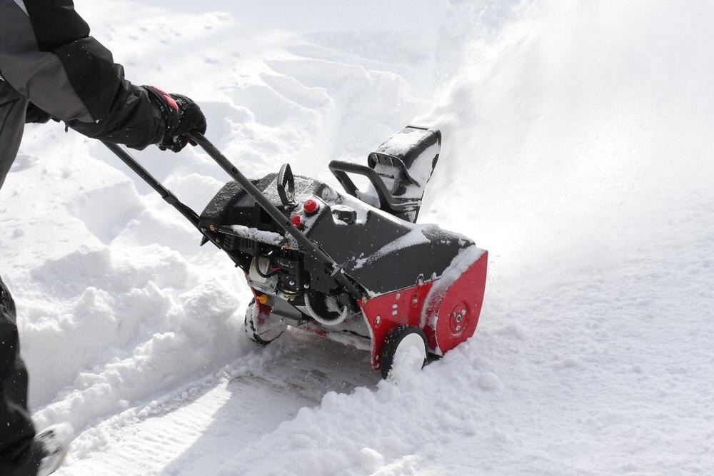 Každoroční odklízení sněhu – tipy a rady