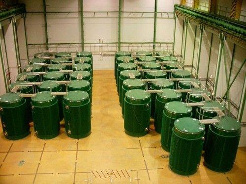 Seznamte se s jaderným odpadem